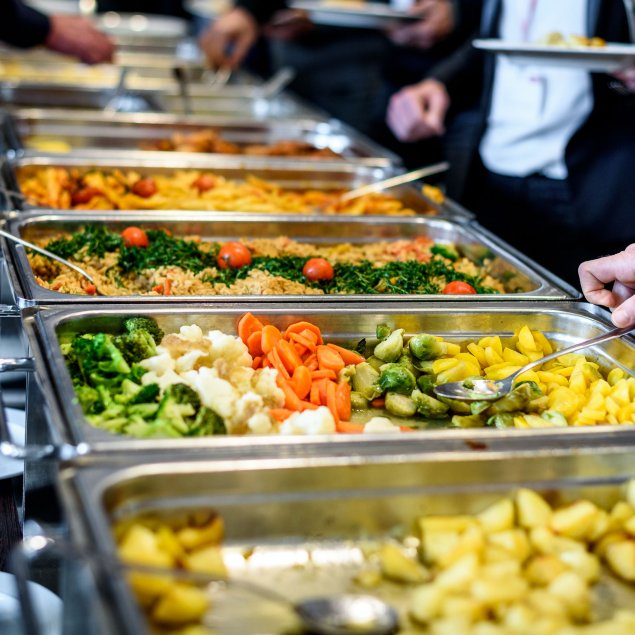 Select Your Own Buffet ~ 2 Mains / 2 Salads / Breads