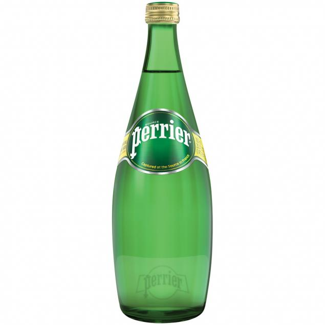 Perrier Natural Sparking Mineral Water