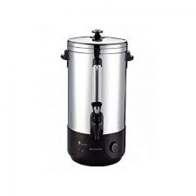 Hot Water Urn (where no hot water facility is available - price reflects collection fee)