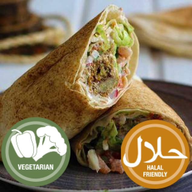 Lebanese Lunch Box ~ Covid Friendly Individual Packs