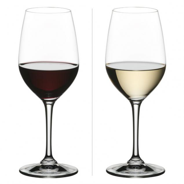 Wine Glasses (Red / White)