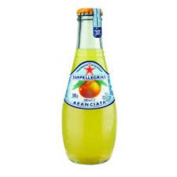S.Pellegrino Aranciata 200ml Bottle