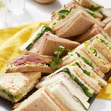 Build Your Own Point Sandwich Platter ~ Feeds 5-7 ~ Choose 5. Ten Sandwiches In Total