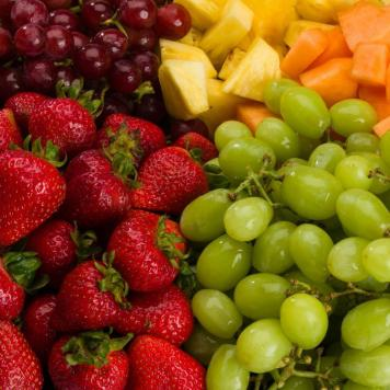Fresh fruit Platter ~ Seasonal Best Fruits / Sliced /Skin Off