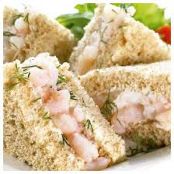 Fresh Prawns / Aioli / Shredded Lettuce / Cracked Black Pepper / Multigrain Bread