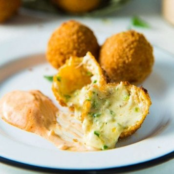 Arancini / Blue Cheese / Caramelised Onion GF