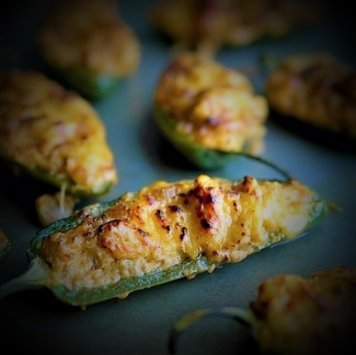 Spice Filled Jalapeno Peppers