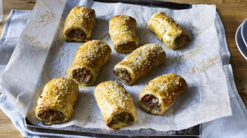 Cauliflower ´Sausage´ Roll