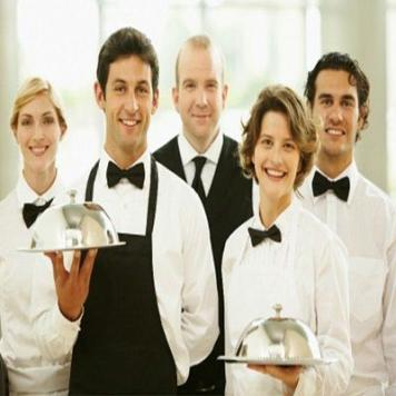 4 Food Waiter