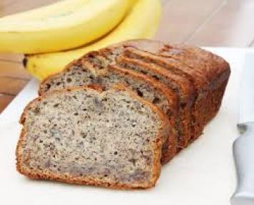GF ~ Banana Bread / Per Slice