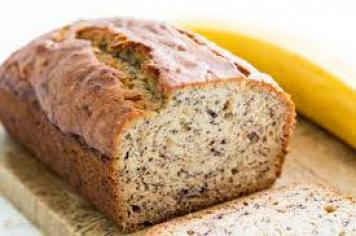 Banana Bread / Per Slice