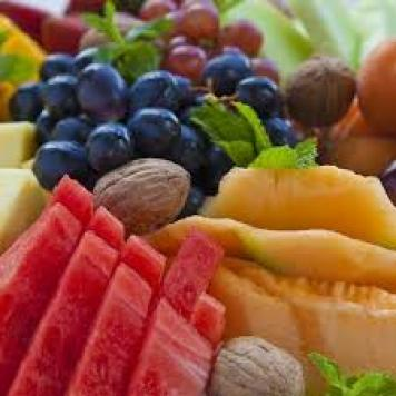 Fruit Platter / Per Person / Enter Number Of Guests To Serve / Skin Off